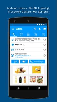 SPARPIONIER: Weniger zahlen im Supermarkt apk screenshot