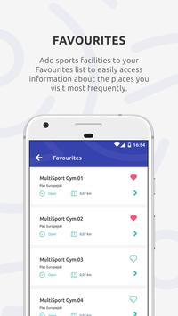 MultiSport screenshot 2