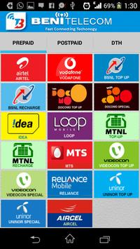 Beni Telecom screenshot 1