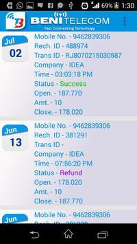 Beni Telecom screenshot 2