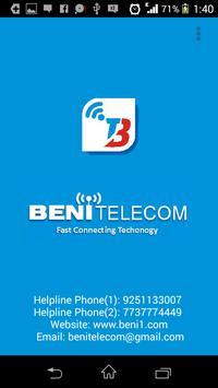 Beni Telecom screenshot 4