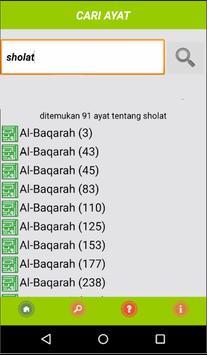 Cari Ayat screenshot 3