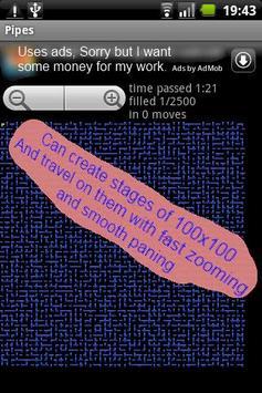 Pipes apk screenshot