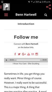 Benn Hartwell™ screenshot 1