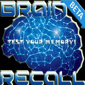 Brain Recall BETA icon