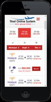 Berkah Rani Travel apk screenshot
