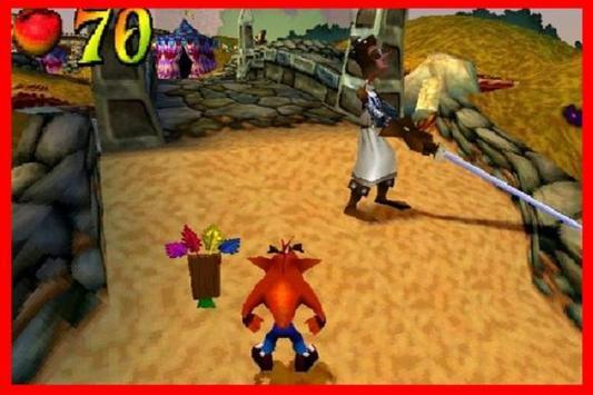 New Crash Bandicoot Hint screenshot 1