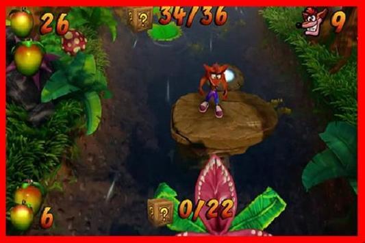 New Crash Bandicoot Hint screenshot 3