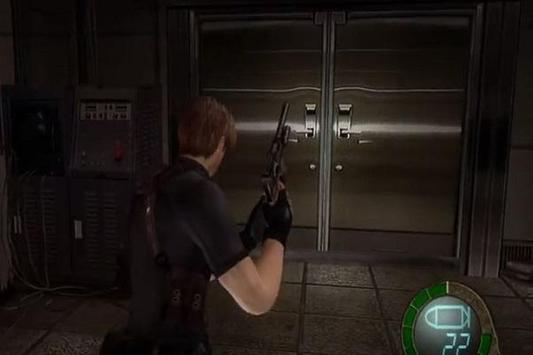 Tips Resident Evil 4 poster