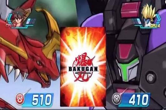Cheat Bakugan Battle Brawlers poster