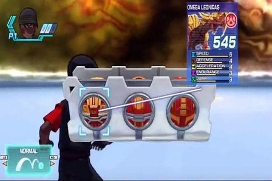 Cheat Bakugan Battle Brawlers screenshot 1