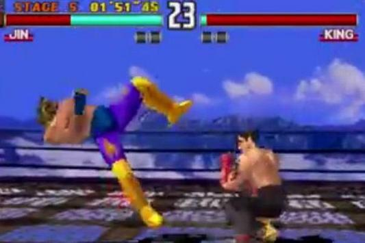 Cheat Tekken 3 screenshot 1