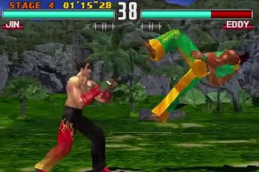 Cheat Tekken 3 screenshot 3