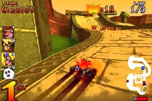 Guide CTR Crash Team Racing apk screenshot