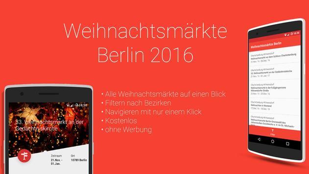 Berliner Weihnachtsmärkte 2017 apk screenshot