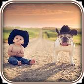 Dog Photo Frames icon