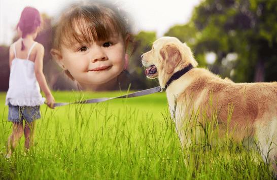 Dog Photo Frames poster