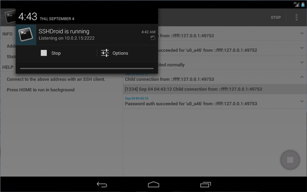 SSHDroid APK Download - Gratis Alat APL untuk Android ...