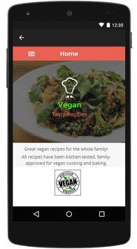 Vegan Recipes screenshot 1