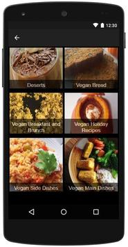 Vegan Recipes screenshot 2