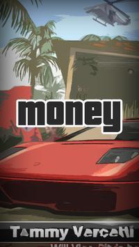 Cheat Codes GTA Vice City poster