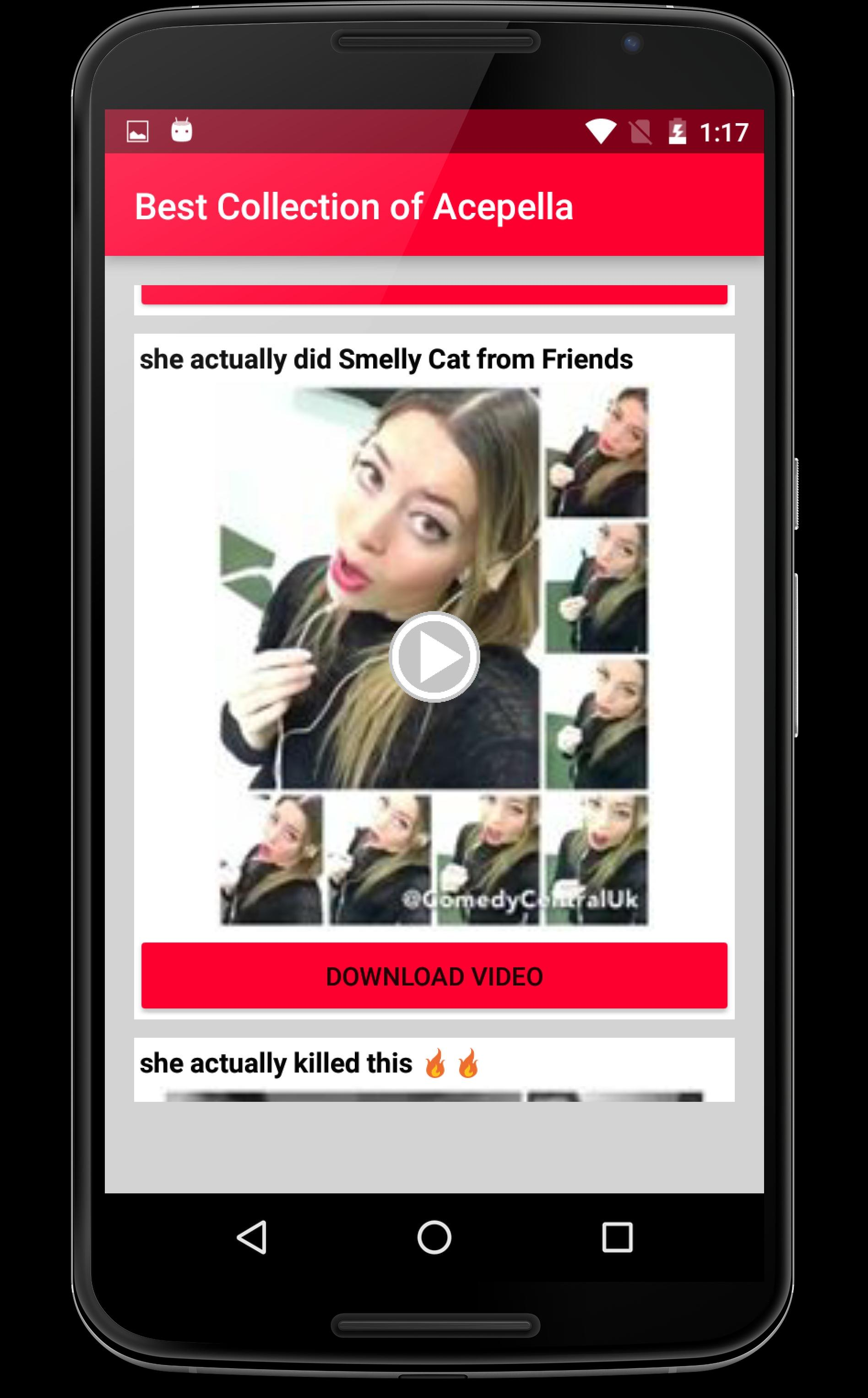 Acapella Videos and Music for Android - APK Download