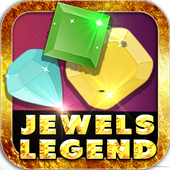 Jewel Quest - Match 3 Games Free icon