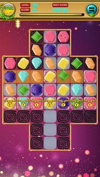 Jewel Quest - Match 3 Games Free screenshot 3