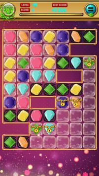 Jewel Quest - Match 3 Games Free screenshot 8