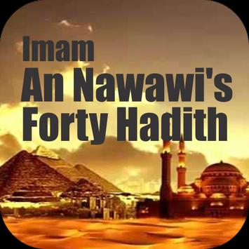 An Nawawi Forty Hadith poster