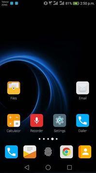 Theme for Huawei Honor Note 9 apk screenshot