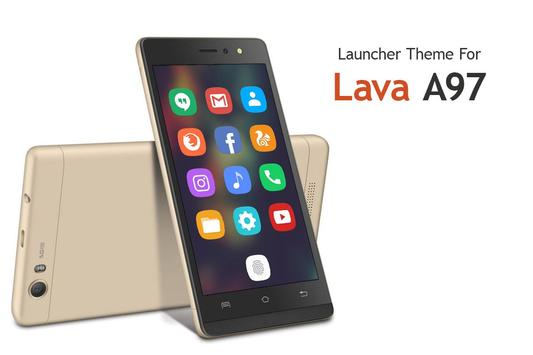 Theme for Lava A97 poster