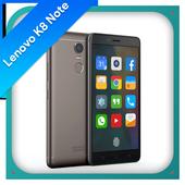 Theme for Lenovo K8 Note icon