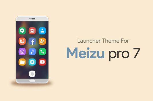 Theme for Meizu Pro 7 poster