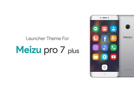 Theme for Meizu Pro 7 Plus poster