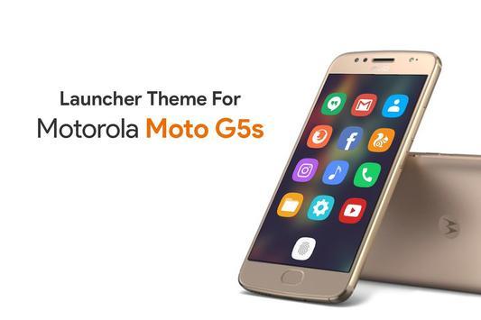 Theme for Motorola Moto G5s poster