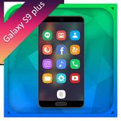 Theme for Galaxy S9 Plus icon