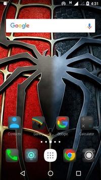 Theme for Spider man apk screenshot