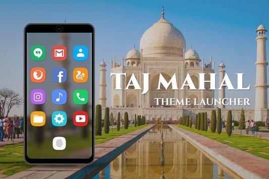 Taj Mahal Theme poster