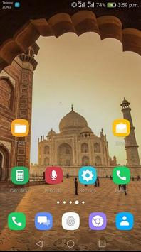 Taj Mahal Theme screenshot 4