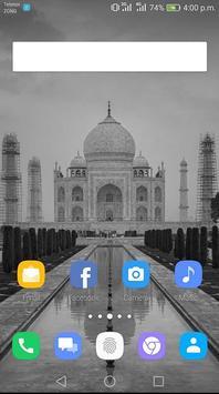 Taj Mahal Theme screenshot 5