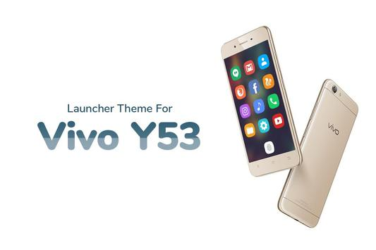 Theme for Vivo Y53 poster
