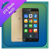 Theme for ZTE Blade A601 icon