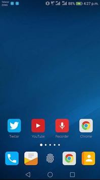 Theme for ZTE Blade A601 apk screenshot