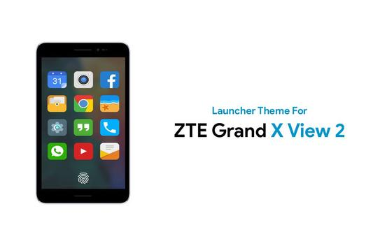 Theme for ZTE Grand X view 2 poster