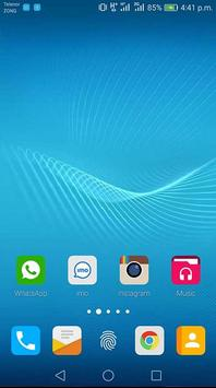 Theme for ZTE Grand X view 2 apk screenshot