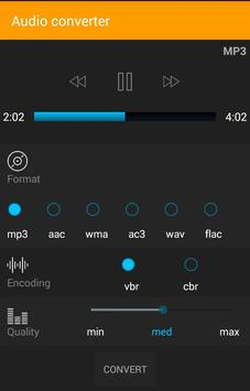 Video to Mp3 Converter 2017 screenshot 6