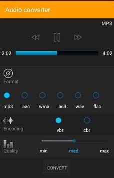 Video to Mp3 Converter 2017 screenshot 2