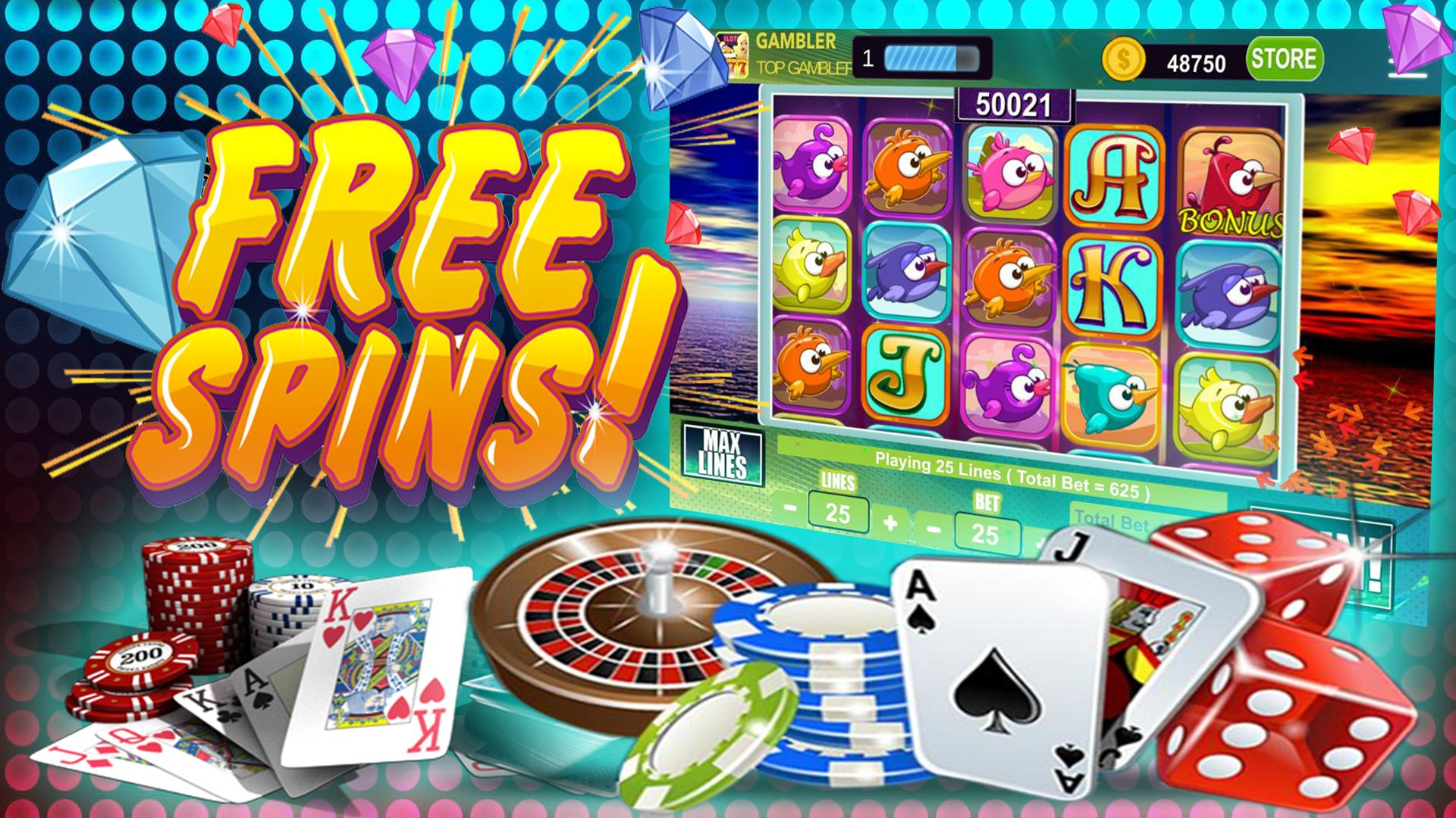 Hollywood Jackpot Slots - Birds Slot Casino Game for Android - APK Download