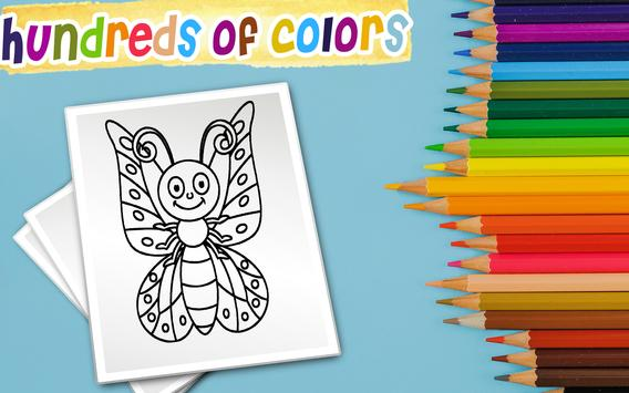 insects coloring mania screenshot 2